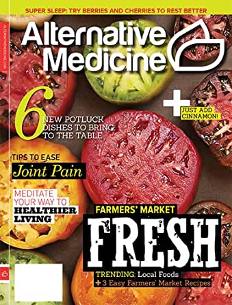 Alternative Medicine: Amazon.com: Magazines