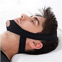 Gesundheit Einstellbar Anti-Schnarch-Kinnriemen Natürlich und sofort Schnarch Relief Einfach und effektiv Snore Remedy Kiefergürtel Stop Schnarchen Lösung