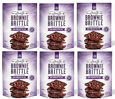 Brownie Brittle Gluten-Free, 5 Ounce