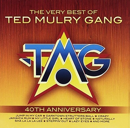 CD : Ted Gang Mulry - Very Best Of (Australia - Import, 2PC)