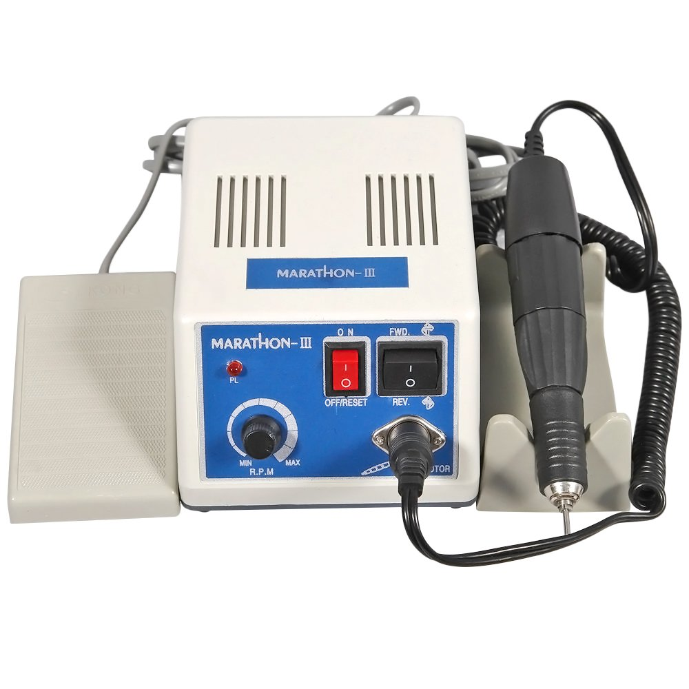 APHRODITE MARATHON -III MICROMOTOR Electric 35000 RPM Handle Polishing N3