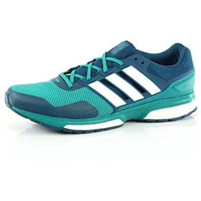 adidas Response 2 M, Chaussures de Running Homme, Blau/Weiß (Azuimo Ftwbla/Azul), 44 EU