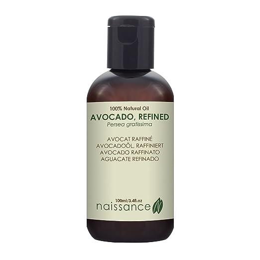2 opinioni per Naissance Olio di Avocado Raffinato- Olio Vegetale Puro al 100%- 100ml