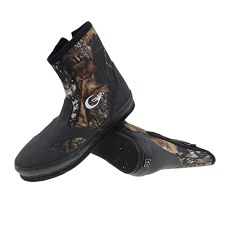 MagiDeal Scarpe da Pesca in Neoprene Stivali Caldi Confortevoli Antiscivolo  Accessori - Scarpe da Pesca 4f262541319