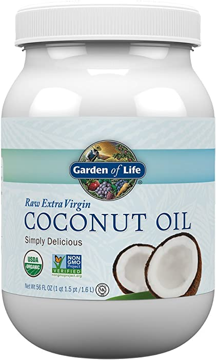 The Best Garden Of Life Coconut Oil 54Oz