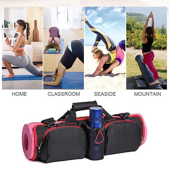 Hivexagon Bolsa de colchoneta de Yoga Estilo étnico de ...