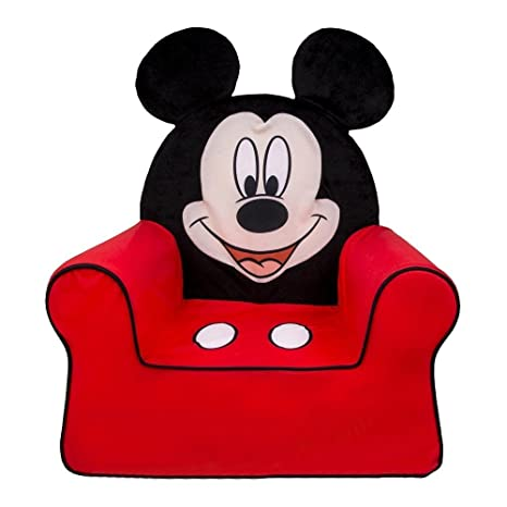 Image Unavailable  sc 1 st  Amazon.com & Amazon.com: Marshmallow Mickey Mouse Comfy Chair: Toys u0026 Games