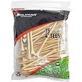 Orlimar 4-Inch Golf Tees (75-Pack)