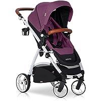 easyGO Buggy Sport Kinderwagen OPTIMO mit Liegefunktion zusammenklappbar - Baby ab 6. Monate