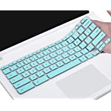 """Keyboard Cover Compatible with 2019/2018 Lenovo Chromebook C330 11.6"""" / Flex 11 Chromebook/Chromebook N20 N21 N22 N23 100e 300e 500e 11.6"""" / Chromebook N42 N42-20 14 inch Chromebook, Mint Green"""