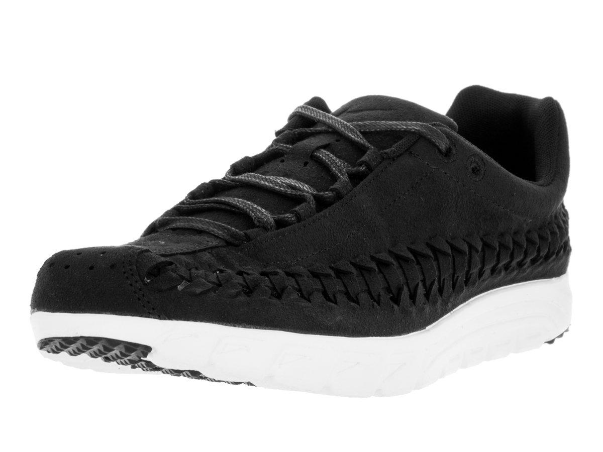 Nike Herren Mayfly Woven Turnschuhe  38.5 EU|Schwarz (Schwarz / Schwarz-gipfel Wei?)