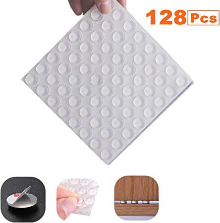 Sticky Foam Dots Bumper Pads Cushion For Picture Frames Protect Furniture Glass