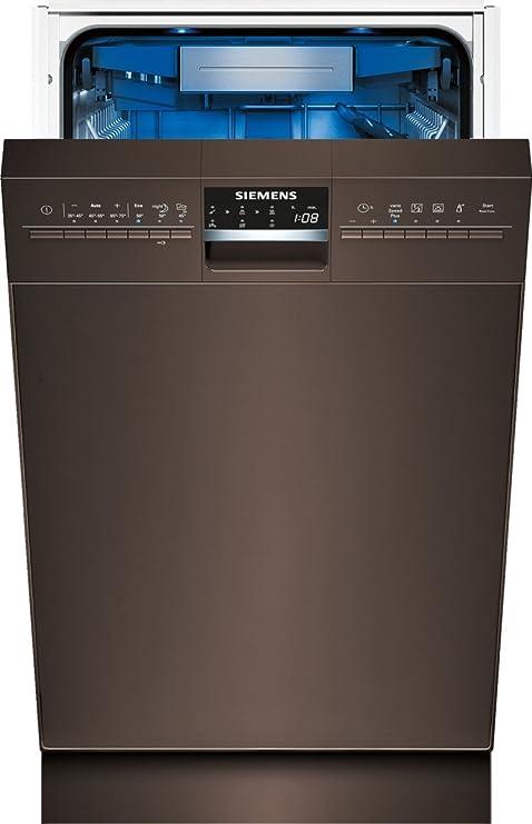 Siemens SR36T498EU lavavajilla Bajo encimera 10 cubiertos A+++ ...