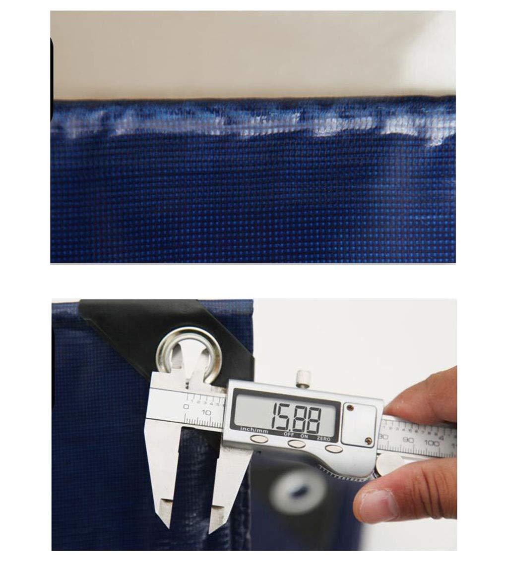 HongTeng Polyester 0.45mm Ground Sheet Regenschutz Multi-Use für für für Outdoor Camping Angeln Regen Fliegenschutz (größe   4x8m) B07QRRX16Y Zeltplanen Qualifizierte Herstellung bc6dfd