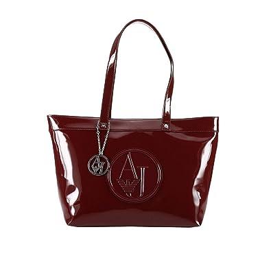 daf88bae7834 Armani jeans 922505 CC850 Sac à main femme rouge  Amazon.fr ...