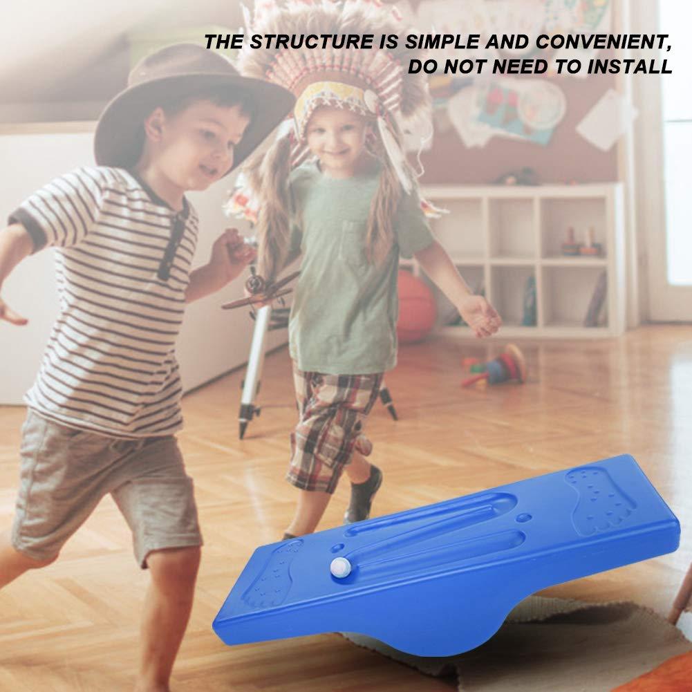 Alomejor Kinder Balance Board Balance Waldorf Kinderboard Spielzeug f/ür Kinder Physiotherapie und Sporttraining