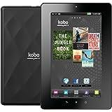 Kobo K080-Kbo-B Kobo Vox 7-Inch Vivid Color Multi-Touch Multi-Media Screen Black