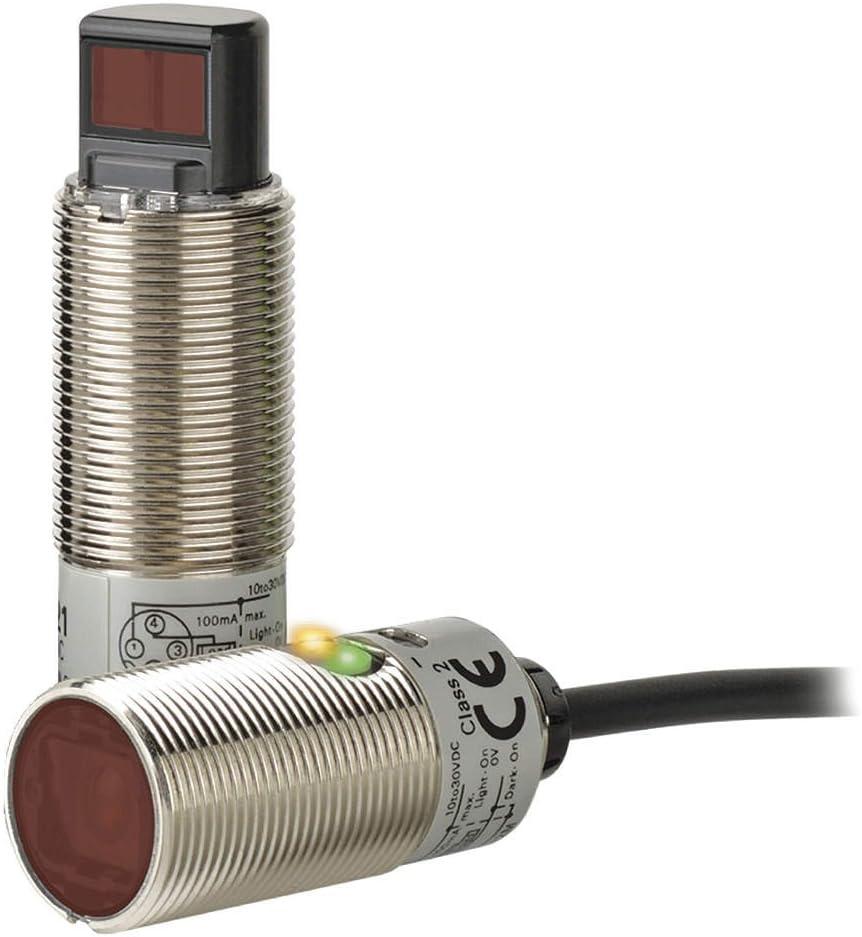 Photoelectric Sensors Brass M18 Diff1m AxPNPConn