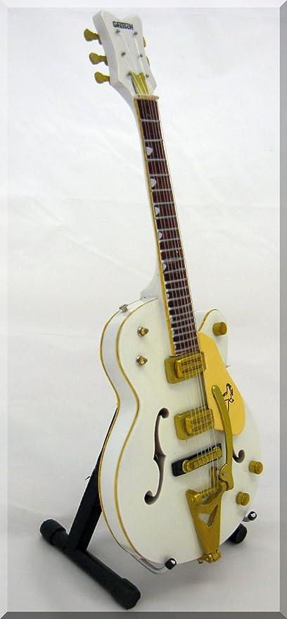 Neil Young miniatura Mini guitarra Gretsch Falcon: Amazon.es ...