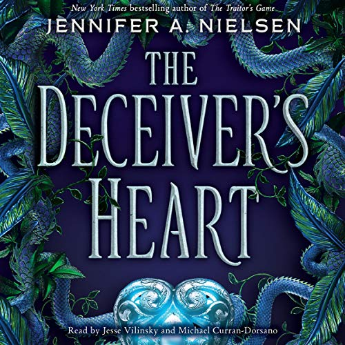 Pdf Teen The Deceiver's Heart: Traitor's Game, Book 2