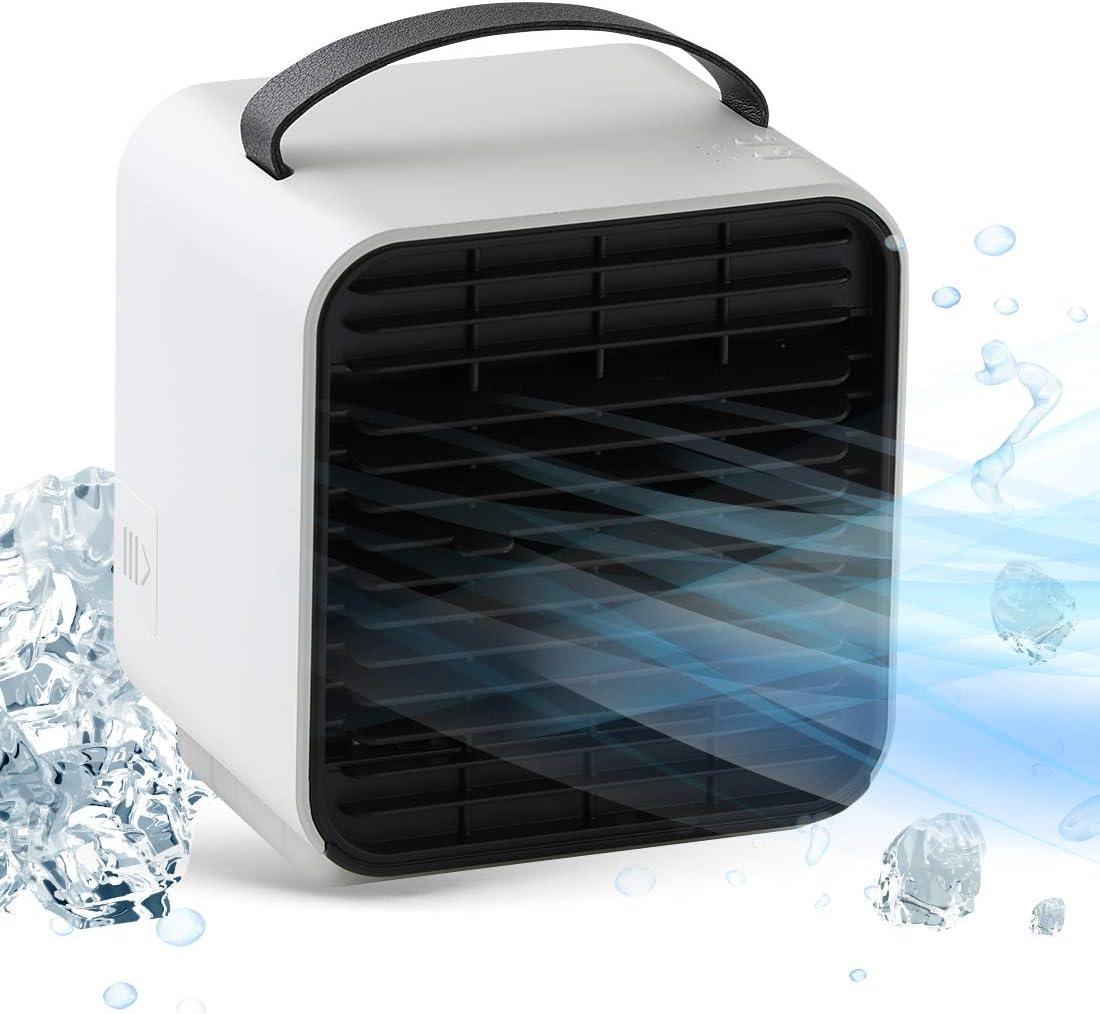Qurra(Anemo Cooler mini) 卓上冷風扇