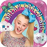 JoJo Siwa Party Lunch Plates 8 Ct