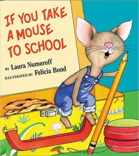 Back to School Books for Speech Therapy