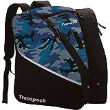 Transpack Edge Junior Kids Ski and Snowboard Boot Bag 2018 - Camo bc7b2b8047fce