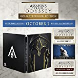 Assassins Creed Odyssey Gold Steelbook Edition - PlayStation 4