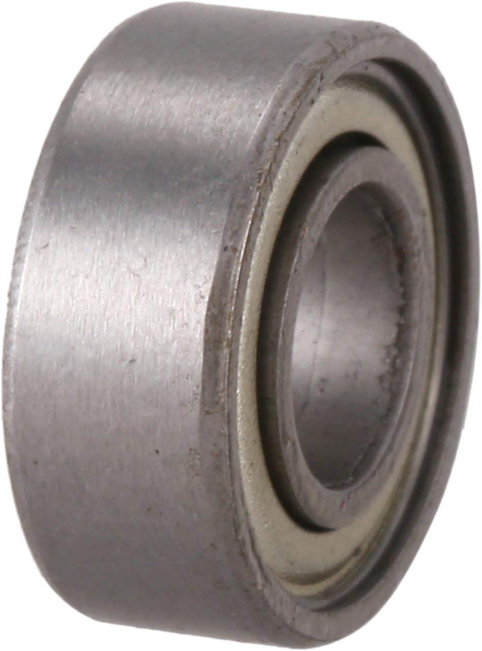 Camisin 10Pcs roulements a billes radiaux de cannelure profonde miniature 686Z de la dimension 6mm x 13mm x 5mm