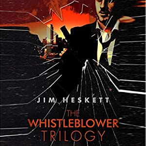 Whistleblower Trilogy Box Set Audiobook