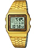 Casio Collection Montre Unisexe A500WEGA-9EF