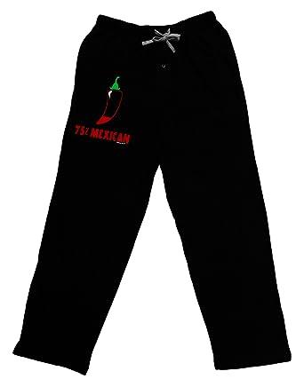 0b2fcbc21f3 Amazon.com  TooLoud Seventy-Five Percent Mexican Adult Lounge Pants ...