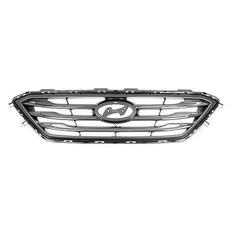 Gris parrilla frontal Asamblea para 2015 - 2016 Hyundai ...