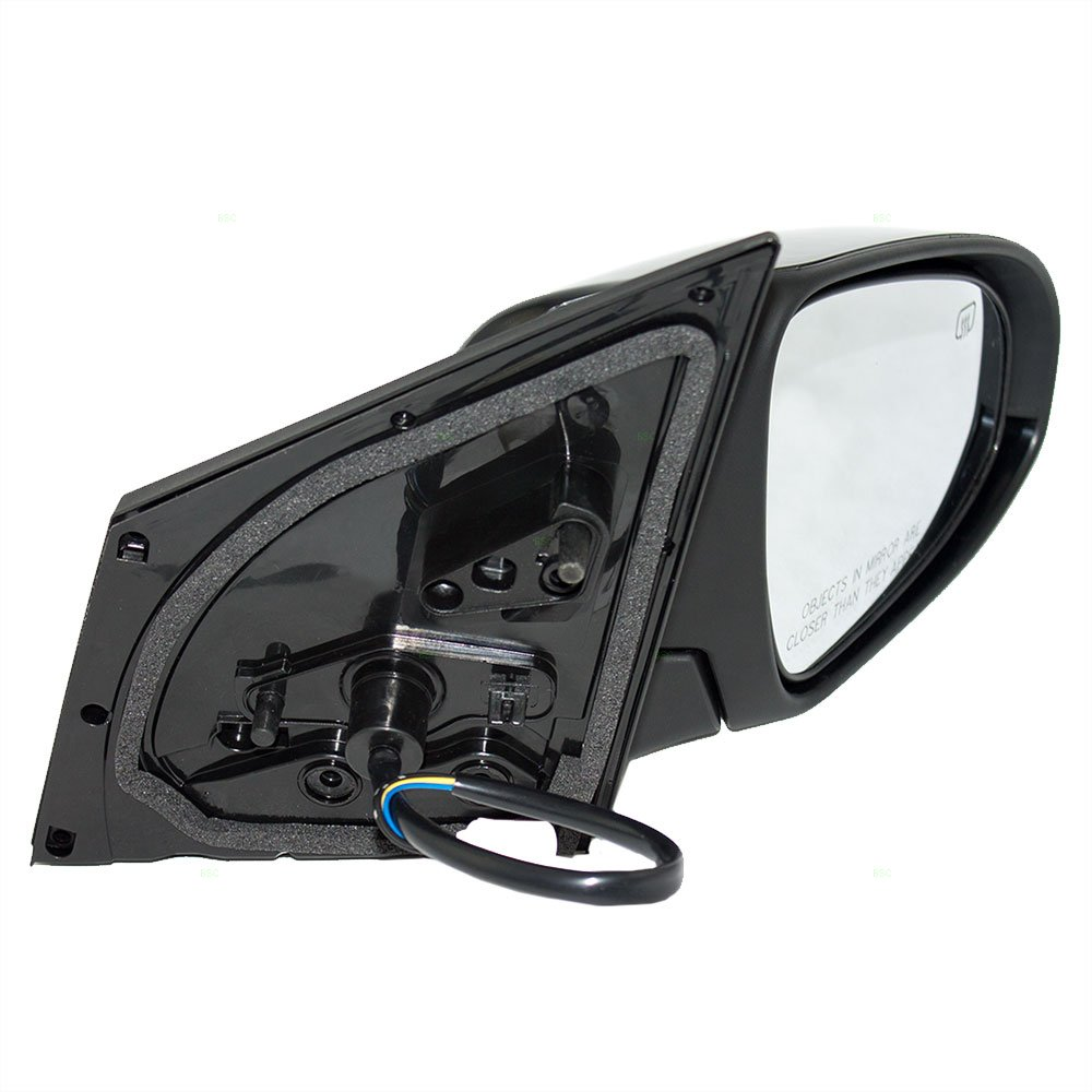Passengers Power Side View Mirror Heated Replacement for Toyota Corolla 87910-02F90-C0