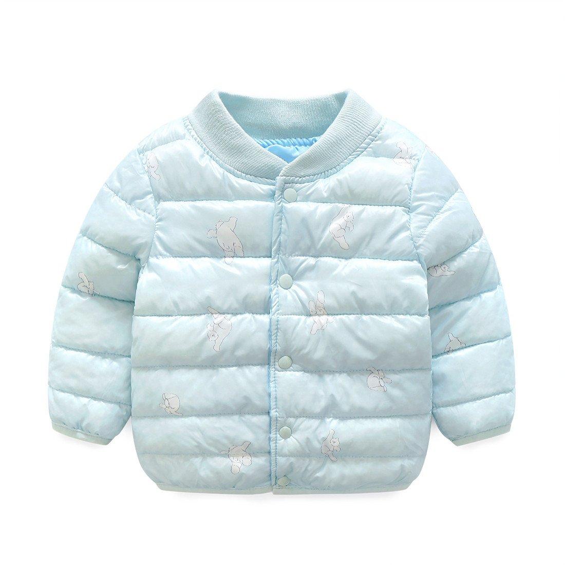 680bf854ea2b Nancy Toddler Kids Baby Boys Girls Outerwear woolen warm Winter ...