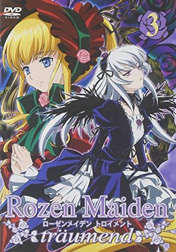 Volume 3 Rozen Maiden Traumend [DVD]