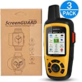 [3-Pack] For Garmin inReach Explorer+ Screen Protector,Full Coverage HD Clear Anti-Bubble and Anti-Scratch for Garmin inReach Explorer+, SE+