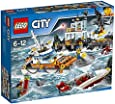 Lego 60167 - City Coast Guard, Quartier Generale della Guardia Costiera