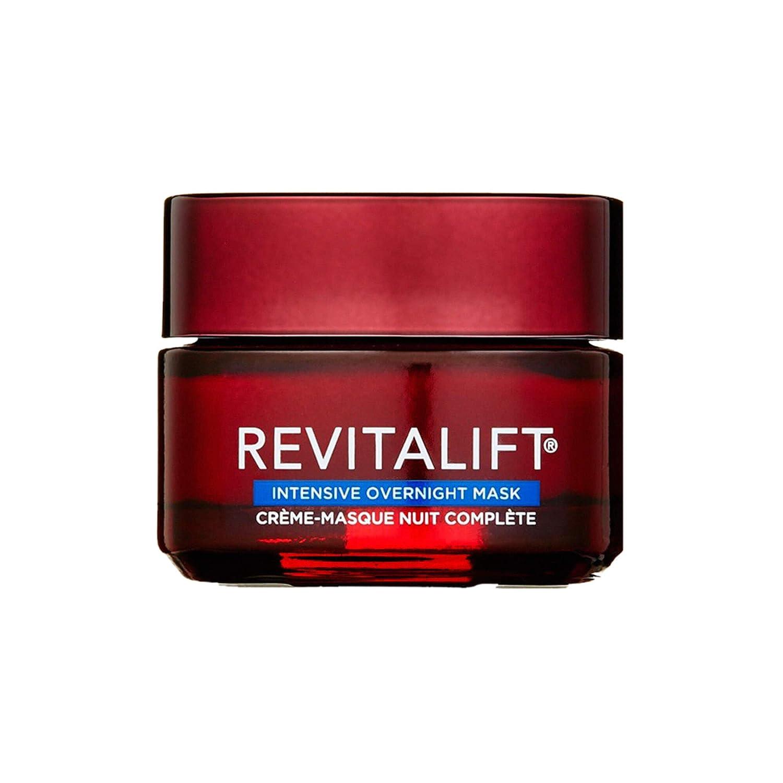 L'Oreal Paris Revitalift Triple Power LZR Anti-Aging Cream Night Moisturizer, with Hyaluronic Acid & Pro-Xylane, 50 mL L'Oreal Paris K1338200