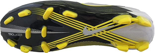 brand new cad33 eb93f NIKE Herren T90 Laser IV FG Fußballschuhe Schuhe Hartplatz Firm Ground  schwarz, Größe:UK 10.5: Amazon.de: Schuhe & Handtaschen