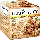 Cheap Nutrisystem Breakfast Oatmeal Cramberry Bites 1.4 Oz Each. ( 8 Bites)