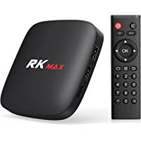 Android TV Box 1Go/8Go RK 3229 Android Box Quad-Core Cortex A7 1.5 GHz WiFi 802.11b/g/n H.265 4K HD Android Boîtier Multimédia Smart Box