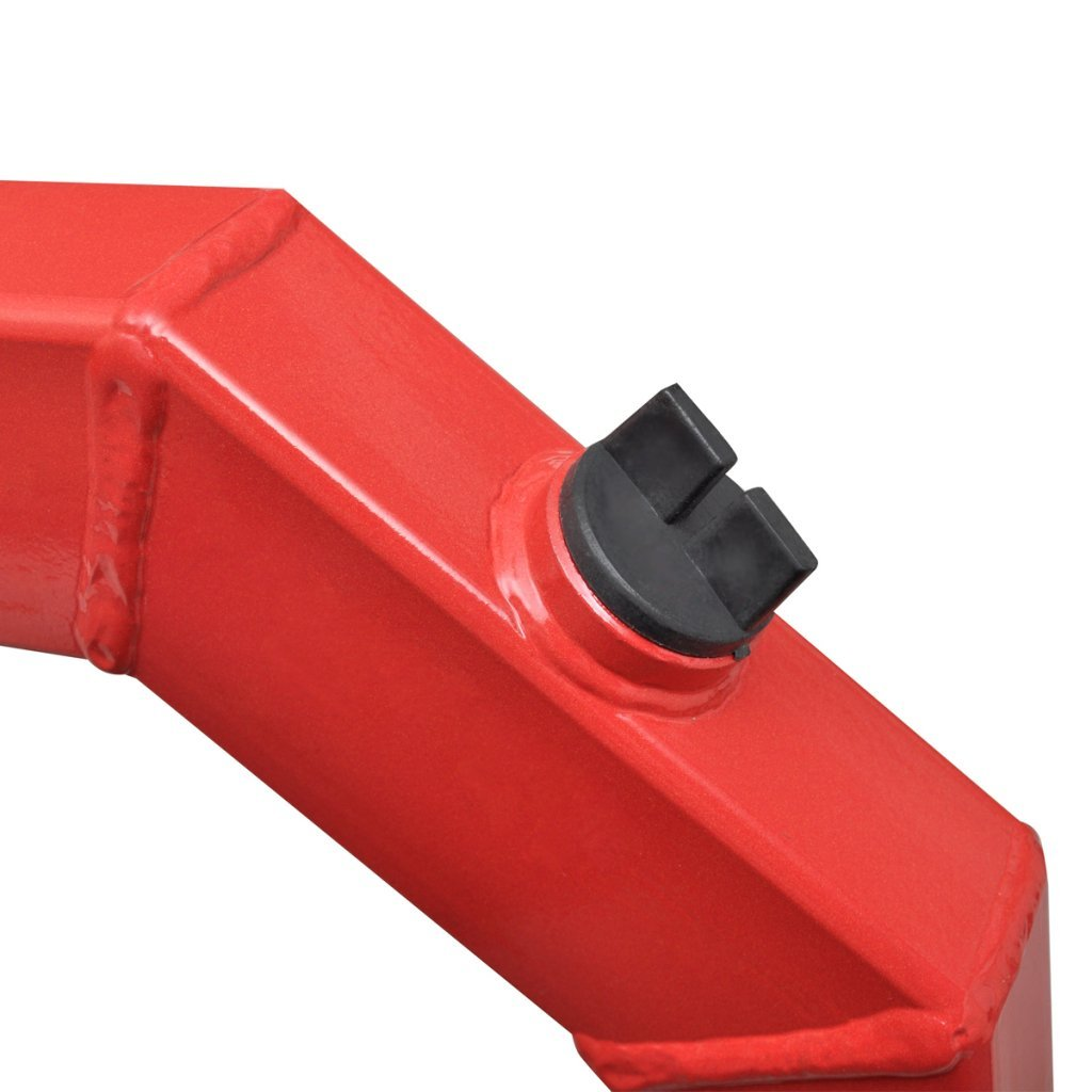 vidaXL Druckluft Glätthammer 15kg Polierhammer Planierhammer Glätter Dengler