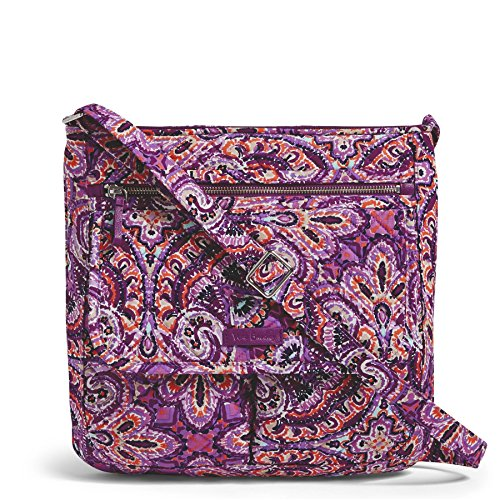 Vera Bradley Iconic Mailbag, Signature Cotton, Dream Tapestry