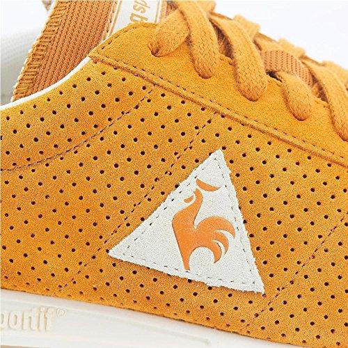 Le Coq Sportif Quartz Premium Herren Sneakers Braun