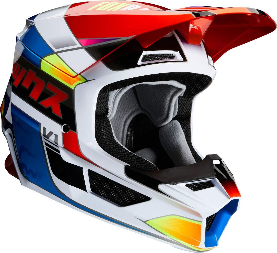 Ece Blue//Red V1 Yorr Helmet