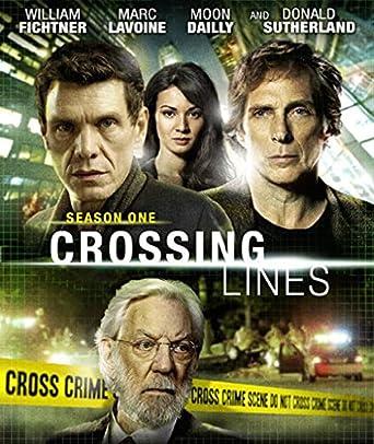 amazon com crossing lines season 1 blu ray william fichtner