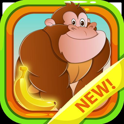 Banana Blast (Monkey Blast Forever Banana)