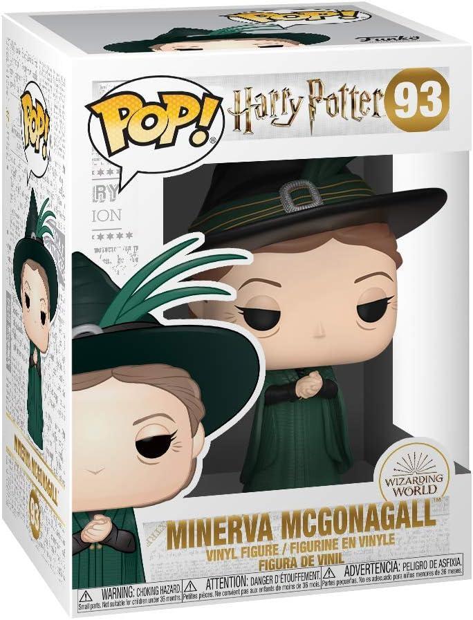 Harry Potter Funko Pop! Minerva McGonagall Yule Ball n°93